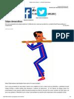 Golpes democráticos – Le Monde Diplomatique