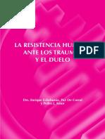 PGP La Resistencia Humana Ante Los Traumas y El Duelo