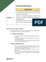 ACTIVIDAD ENTREGABLE 01 - TYMAI