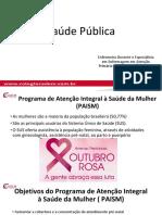 05 - CADEM - Saúde Pública