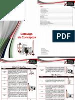 Catálogo de Conceptos Total Ground