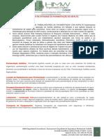 ANEXO - EXPOSIÇÃO NA ATIVIDADE DE PAVIMENTAÇÃO DE ASFALTO