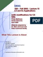 CS520_Lect_15_MPLS_TE_2003