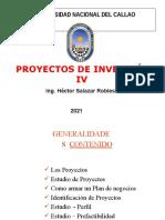 SIV Pys Los Proyectos PLAT