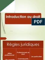 Intro Droit Diapo