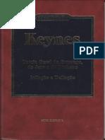 Teoria Geral Do Emprego, Do Juro e Do Dinheiro - Keynes
