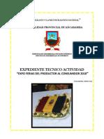 Perfil de Expo Ferias 2018