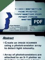 Area image Sensor