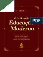 O Problema da Edução Moderna Plus