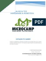 DOCUMENTO EM ABNT PARA TRABALHOS & TCC - PADRÃO DA ESCOLA USAR SOMENTE ESTE. (1)