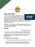 Solat Sunat Taubat_us Tuan