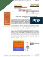 E Books Zigbee Techonline - Zigbee Wireless Technology