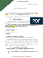 Bombeiro CLCB OU AVCB - MODELO DE ORÇAMENTO