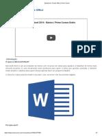Estudando_ Pacote Office _ Prime Cursos