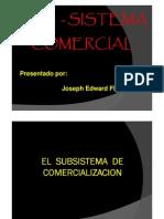 Subsistema Comercial ppt