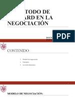 la negociacion derecho coorporativo