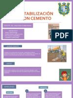 PPT Estabilización con Cemento-Grupo 4