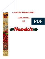 NANDOS-Final Strategic mgt Report