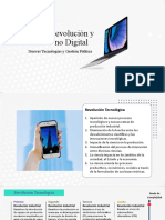 4. Cuarta Revolución y Gobierno Digital