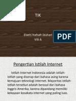 Istilah Internet Dan Macam-macam Browser