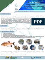 Teste-para-piscinoodinium