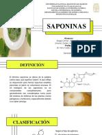 Saponinas