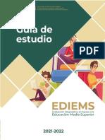 Guia de Estudio Ediems