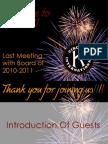 03/23/11 Meeting