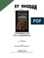 P-375 - Conspiração Em Andrômeda - H. G. Ewers