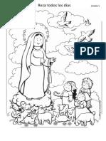 9ªsemana Arte- Madre Celestial