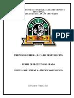 TREPANO E HIDRAULICA DE PERFORACION  (SELENE NOGALES ROCHA) final-comprimido