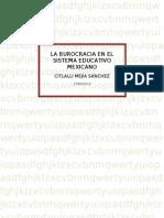 LA BUROCRACIA EN EL SISTEMA EDUCATIVO MEXICANO