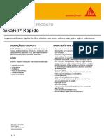sikafill_rapido