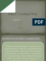 NIKHIL - DIRECT MARKETING(2)