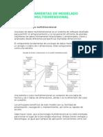Herramientas de Modelado Multidimensional