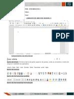 MATERIAL TEORICO EDITOR DE TEXTO LibreOffice Writer