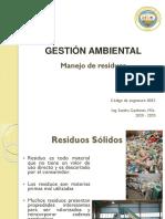3.4 Manejo de residuos sólidos 20-20