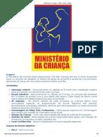Ministério da Criança - IASD Central Curitiba