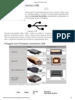 Pdfcoffee.com Pinagem de Conectores Usb PDF Free