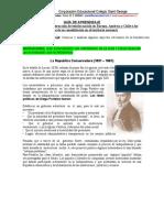 GUÍA APLICADA REPUBLICA AUTORITARIA IA-B-V  12-13-14-15 DE JULIO 2021