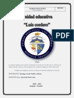 ESTUDIO DE GRADO Santiago Padilla