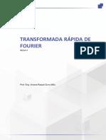 Aula 4 - Transformada Rápida de Fourier