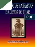 Wladimir Moreira Dias - O Sultão de Rajhastan e a Lenda de Thar