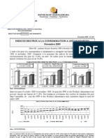 Indices des prix à la consommation à Antananarivo - Novembre 2009 (INSTAT/2009)