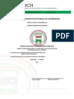 IMPLEMENTACION DE UN TREN MOTRIZ ELECTRICO DE BAJO CONSUMO