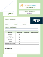 Examen_Trimestral_Cuarto_grado_Bloque_III_2018-2019
