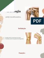 Artrologia e Miologia