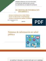 3 ESTADISTICA EPIDEMILOGICA HIS, CIE 10,CERTIFICADO DE DEFUNCION