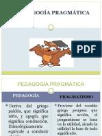 pedagogía pragmática