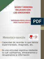 Memoria, Atención, Cognición